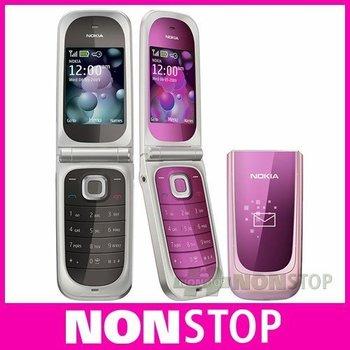 7020 Original Nokia 7020 Unlock Cell Phones Bluetooth FM JAVA