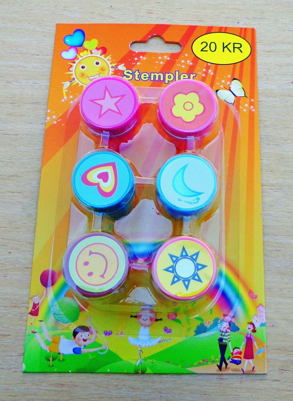 Stamp toy teacher stamp cartoon stamp five-pointed star love small red flowers smiley stamp 6 set/lot 36pcs//lot(China (Mainland))