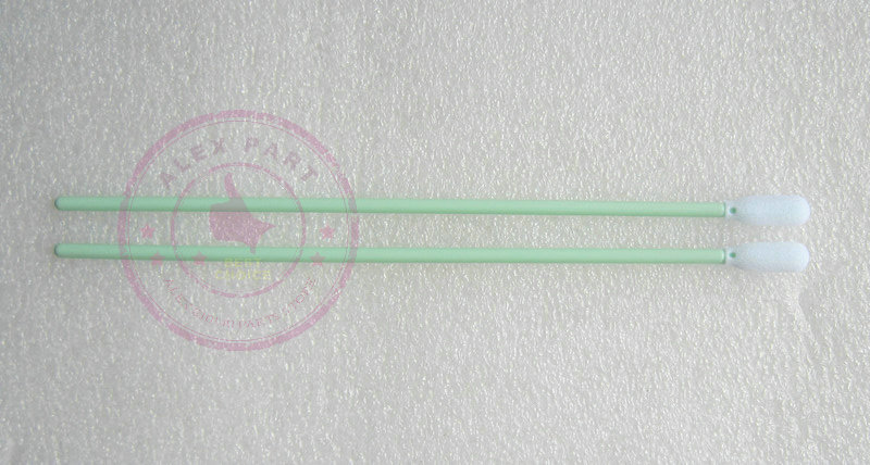 Long shape cleaning Swab (500Pces) Imported sponge Printhead keyboard lens camera printer scanner chip laboratories clean expert<br><br>Aliexpress