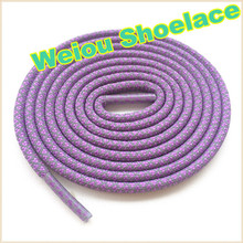 """Weiou 2016 Round Rope 3M Reflective Runner Shoe Laces Visible Safty Shoelaces custom Shoestrings 125cm/49"""" for yeezy boost 350(China (Mainland))"""