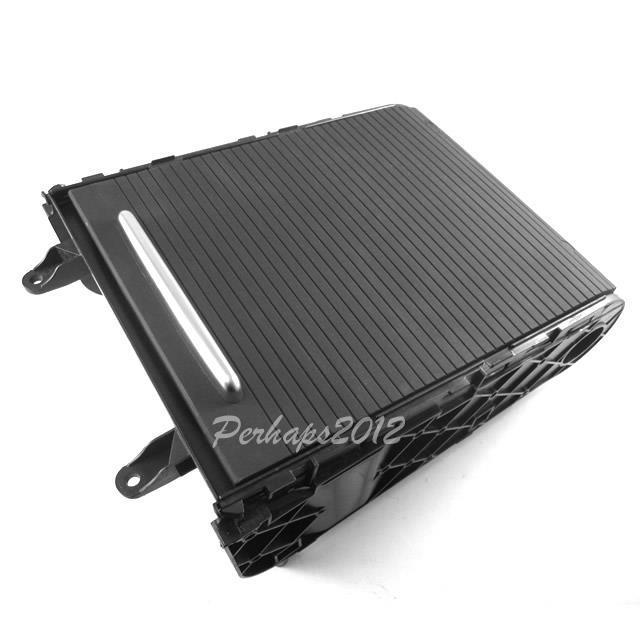 OEM Black Cup Holder Center Console VW PASSAT B6 B7 3C CC 07-2013 3CD858329A,3C0 858 329 A/E/H - YY-AUTOSHOP store