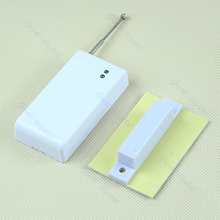 Free Shipping 315 MHz Wireless Door Window Magnet Sensor Detector For My 99 Zones Alarm System