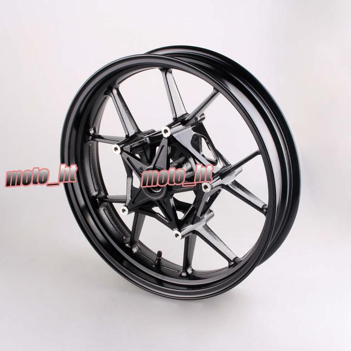 Aluminum Alloy Front Wheel Rim For BMW S1000RR 2009-2015 & S1000R 2014 2015(China (Mainland))