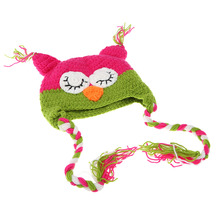 Cute Soft Crochet Knitting children's Hat Cap Shorts Newborn Photography Props Costume Outfits for Kids Clothing and Accessories(China (Mainland))