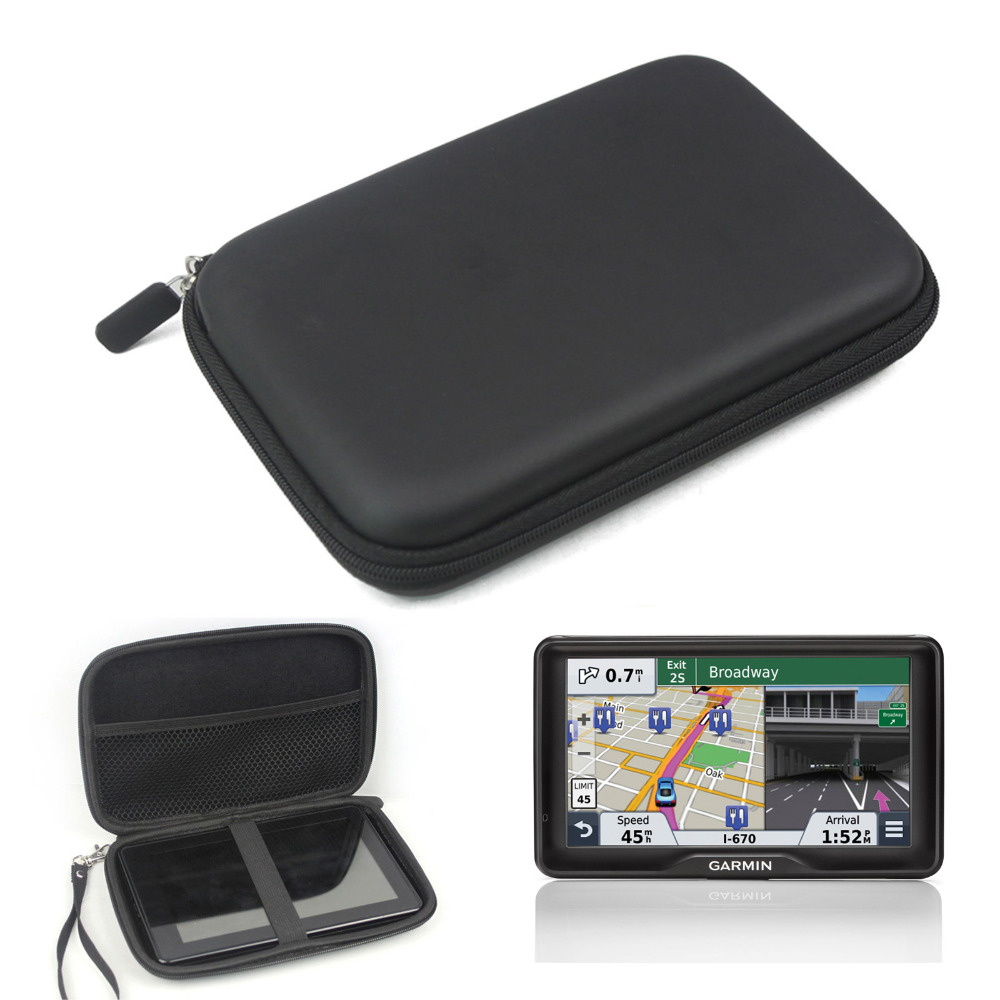 "7"" Inch Hard Outdoor Traveling Protect Case Bag Portable Bag Cover For 6"" 7'' Garmin Nuvi Kindle Fire Magellan GPS Navigator(China (Mainland))"