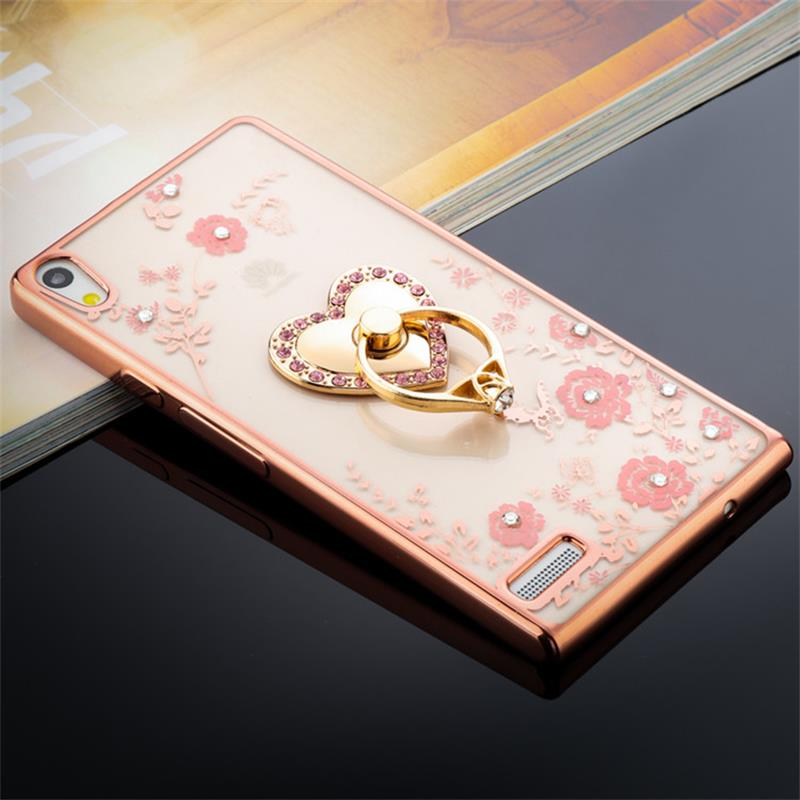 2016 For Huawei P6 Case Royal Luxury Plating Gilded TPU silicone soft Back Cover Accessory Coque Fundas For P6S(China (Mainland))
