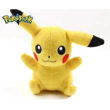 2016 5Style Tony Pokemon 20cm  Pikachu Cute Kids Plush Toys(China (Mainland))