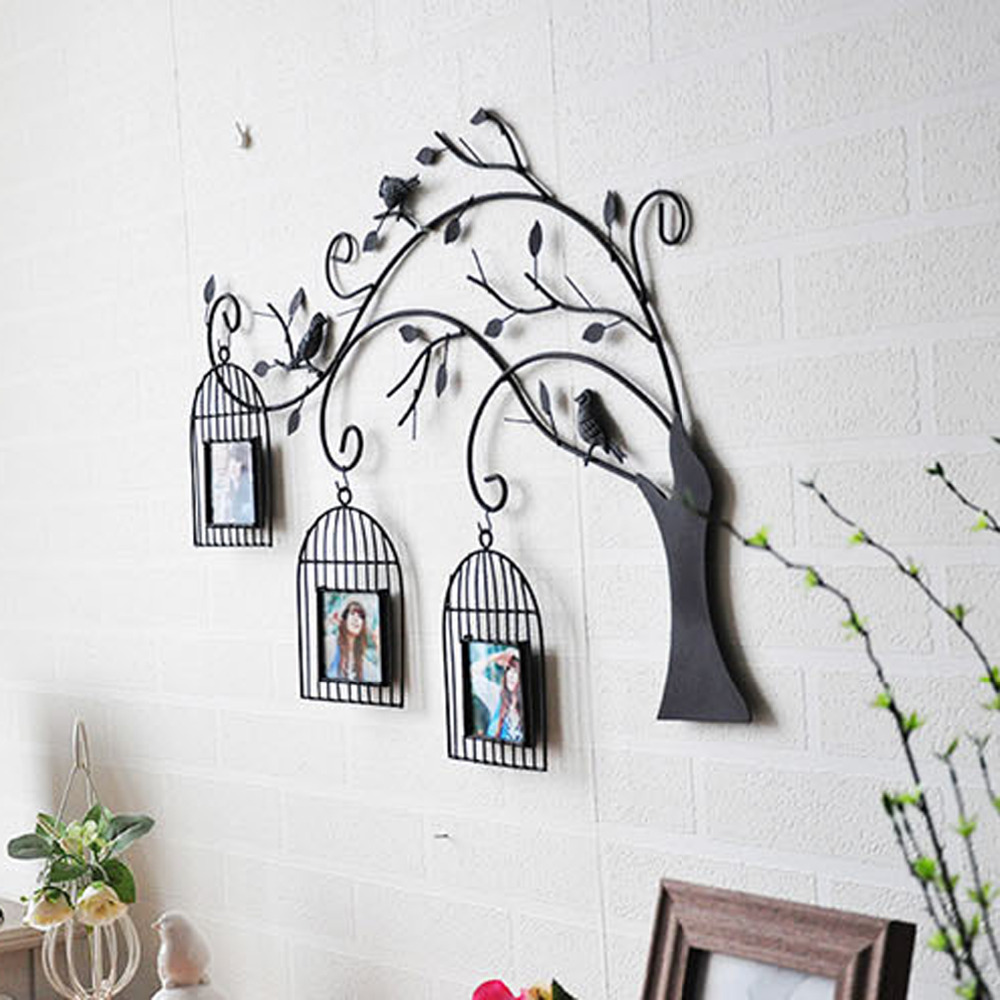 bird cage wall decor shenra com art glass wall decor picture more detailed picture about e home