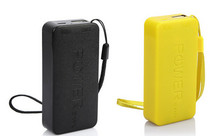 free shipping perfume 4400mah power bank mobile phone charger with keychain