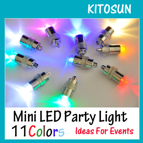 Direct light LED ballon Lights of Dinner/Party/Holiday/ Christmas Free shiping, wholesale and retail(China (Mainland))