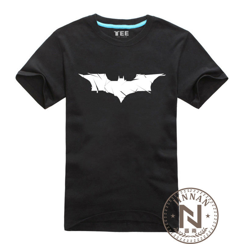Superhero T-shirt Avengers Marvel Super Heroes Superman Batman Mens Boys T Shirt