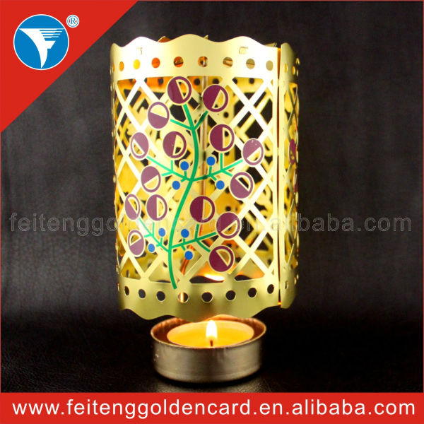 China wholesale custom metal candle holder in cheap price(China (Mainland))