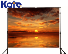 Photo Backdrops Sun Clouds Sea Photography Background Newborn Moutain Photography Studio Backgrounds