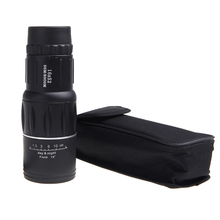 Promotion 16X52 Zoom Compact Sports Monocular Telescope for Outdoor Black(China (Mainland))