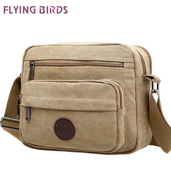 Flying birds! new design bolsas style men's travel bags Men Messenger Bags Canvas Bag Shoulder sport Bags hot sellimg LM0404(China (Mainland))
