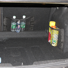 Car Storage Net for Bottles, Groceries, Storage Add On For skoda Octavia A5 A7 Fabia Superb(China (Mainland))