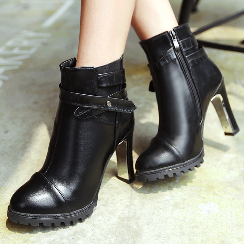 Latest Ankle Boots - Boot Hto