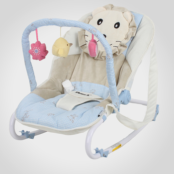 Three-dimensional cartoon animal style pouch baby multifunctional chaise lounge baby rocking chair t330a style pillow