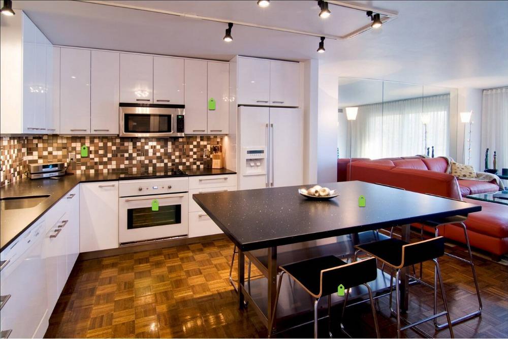 Modular Kitchen Cabinets Suppliers China Hot Sales New Design Kitchen