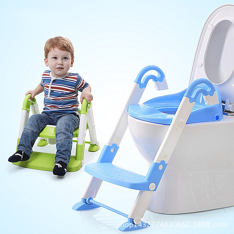 2015 Idea Design portable ladder toilet baby potty training chair plastic toilet seat for children baby jordan wholesale(China (Mainland))
