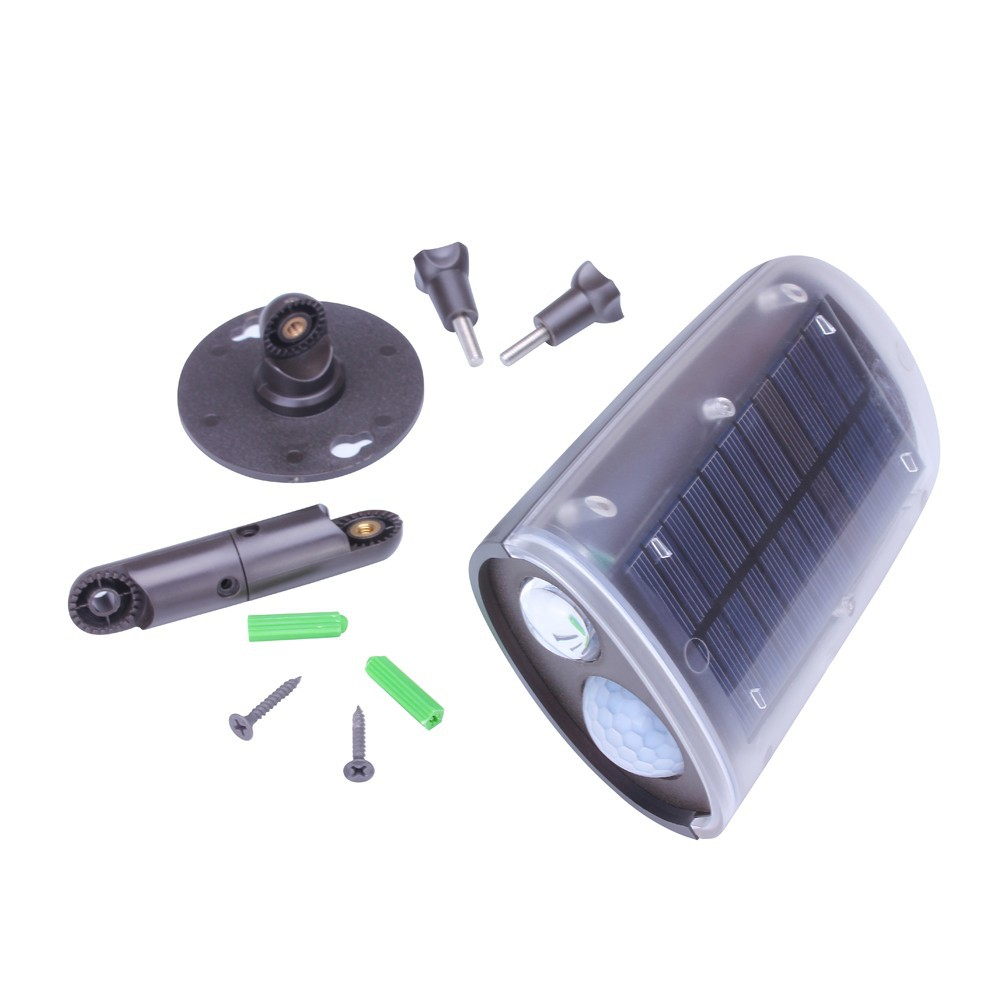 Solar Power Led Spotlight Montion Sensor Activated