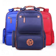 Fashion Grade1-6 Orthopedic Children Primary School Bags Kids Backpack For Teenagers Boys Girls Mochila Schoolbags Satchel