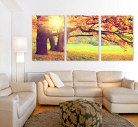 Free-ship-3-Piece-No-Frame-Forest-Modern-Home-Wall-Decor-Canvas-picture-Art-HD-Print.jpg_200x200