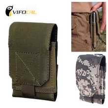 Outdoor Universal Phone Bag Under 5.5inch Sport pouch Belt Hook Loop Holster Waist Case Bag For S5 For Samsung Galaxy S6