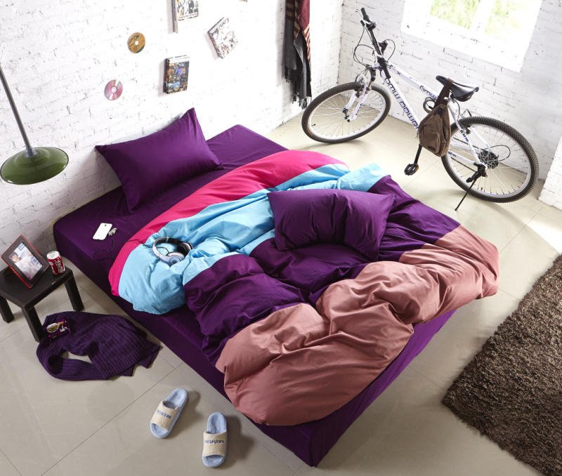 best bedding twin full queen size fitted sheet plain bedding bedroom linens where to buy comforters bed ensembles comforter(China (Mainland))