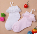 1pc 2016 autumn Girls Cotton new brand Socks For 2 12Years children Socks solid color with