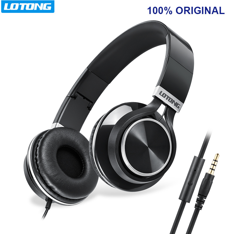 Stereo Handsfree Headfone Casque Audio Foldable Headset Earphone Headphones With Microphone for Computer PC Aux Head Phone Set
