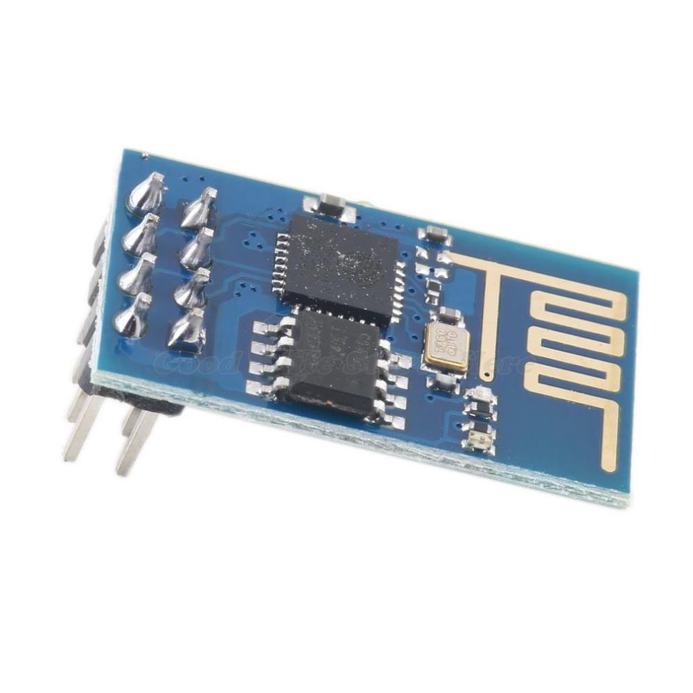 Гаджет  1Pcs High Quality ESP8266 Serial WIFI Wireless Transceiver Module Send Receive LWIP AP+STA Drop Shipping None Электронные компоненты и материалы