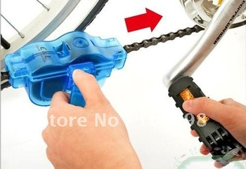 Bike chain cleaner lubricant, bicycle accessories, easy use 50pcs/lot+free shipping