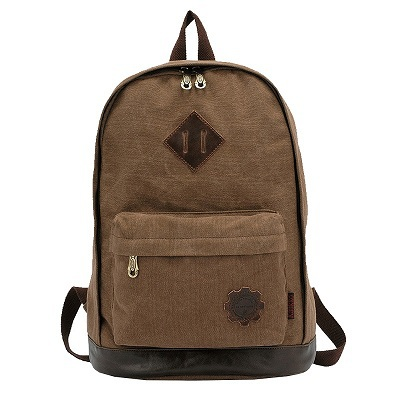 Classic Canvas Backpack For Boys Fashion Brand Travel Sports Laptop Back Pack Women Girls Students Daypack Female Rucksack Bag(China (Mainland))