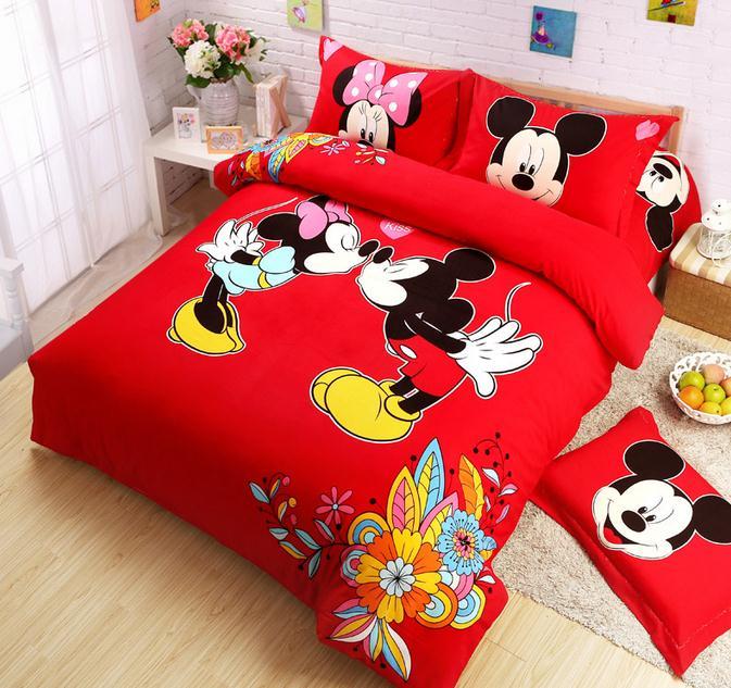 Mickey mouse juegos de dormitorio al por mayor de alta for Camas chinas baratas