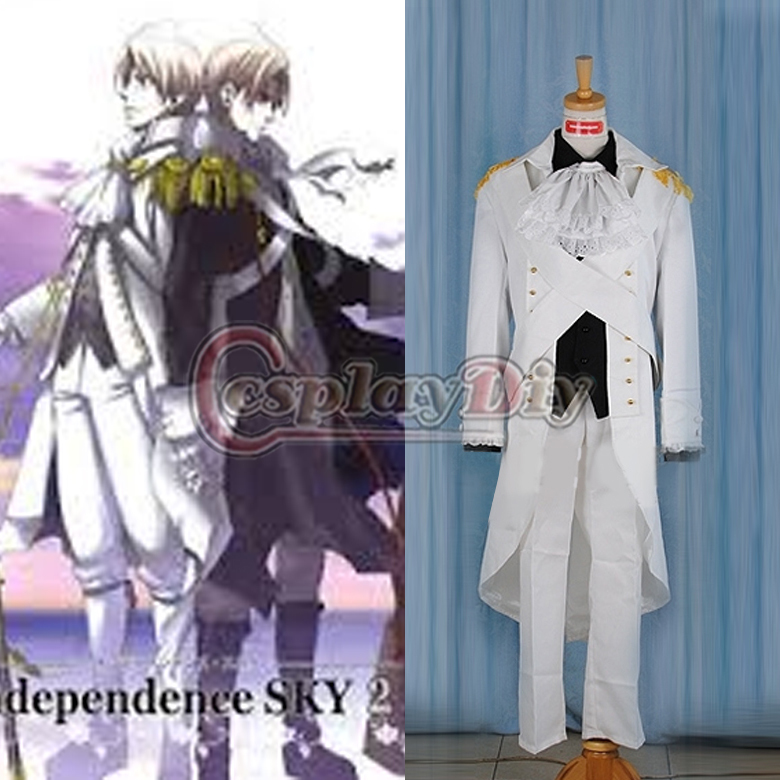 Custom Made Alfred from Axis Powers Hetalia Cosplay CostumeОдежда и ак�е��уары<br><br><br>Aliexpress