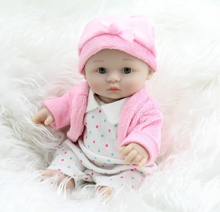 how to make baby dolls look real