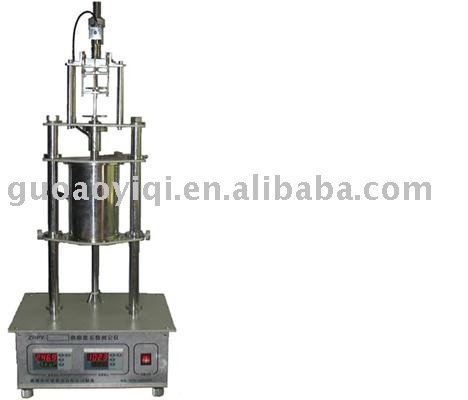 thermal mechanical analyzer (plastic expansion, glass transition temperature and Vicat softening temperature of Integrated Test