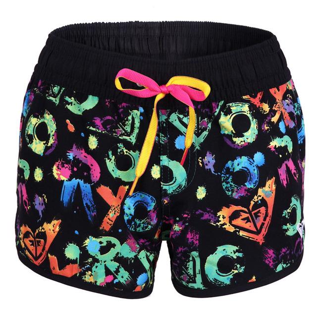 Продажа Женщины Совет Шорты Купальники Quick Dry Полиэстер Плавание Одежда для Девочки ...