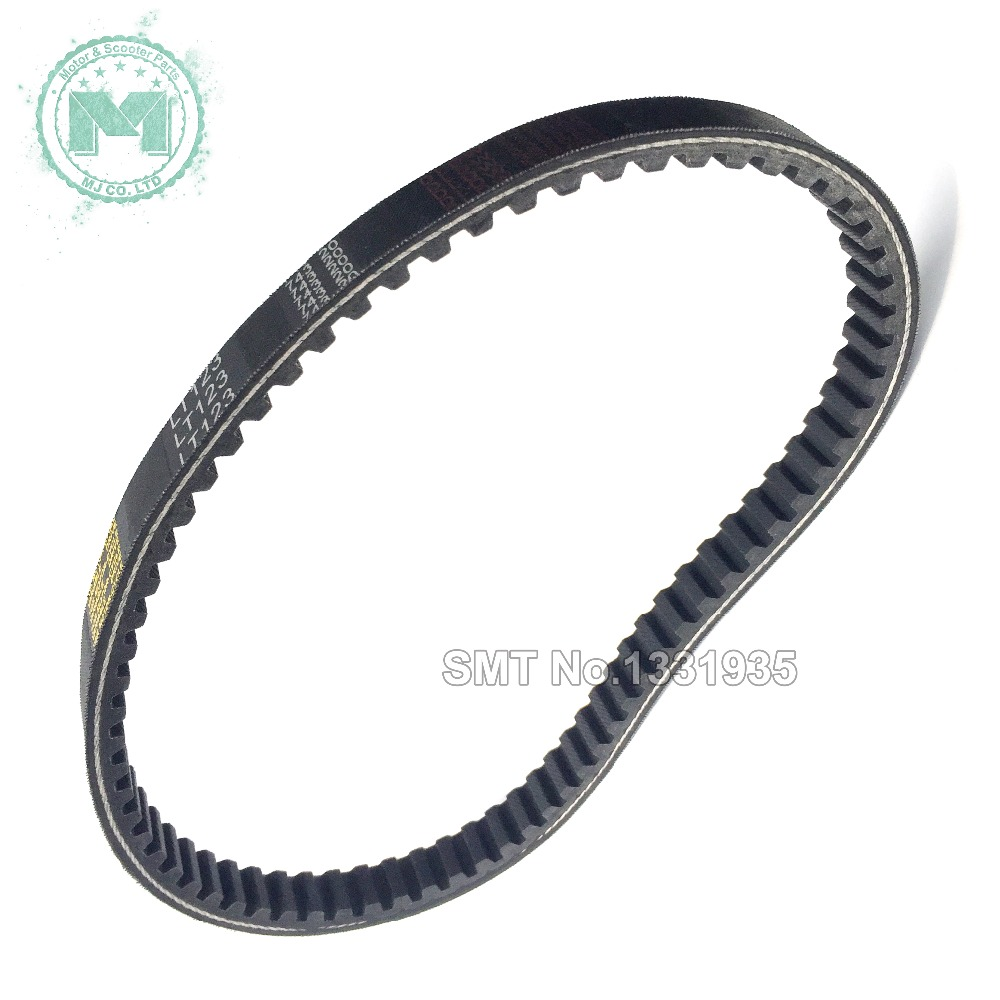 Motor Scooter Moped Rubber Drive Belt 743 20 for font b GY6 b font 125CC ROKETA