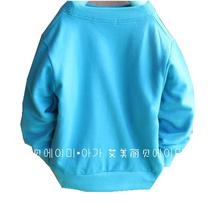 Free shipping 2014 Spring Autumn Baby boys long sleeve cartoon bear t shirt children s long