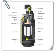 Auto Parts OEM 6OV 13907 00 00 Fuel Pump for Yamaha Outboard HPDI VMAX 75 115