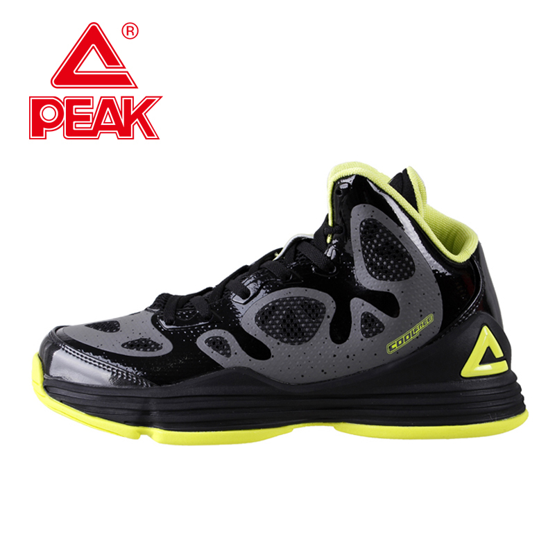 PEAK SPORT GALAXY II Men Basketball Shoes Professional Gradient Dual FOOTHOLD Tech Athletic Training Sneakers Boots EUR 40-47(China (Mainland))