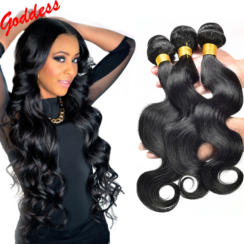 unprocessed grade 6a Brazilian Virgin Hair Body Wave hair bundles 4pcs/lot  Unprocessed Human Hair Weave full end Hair Extension