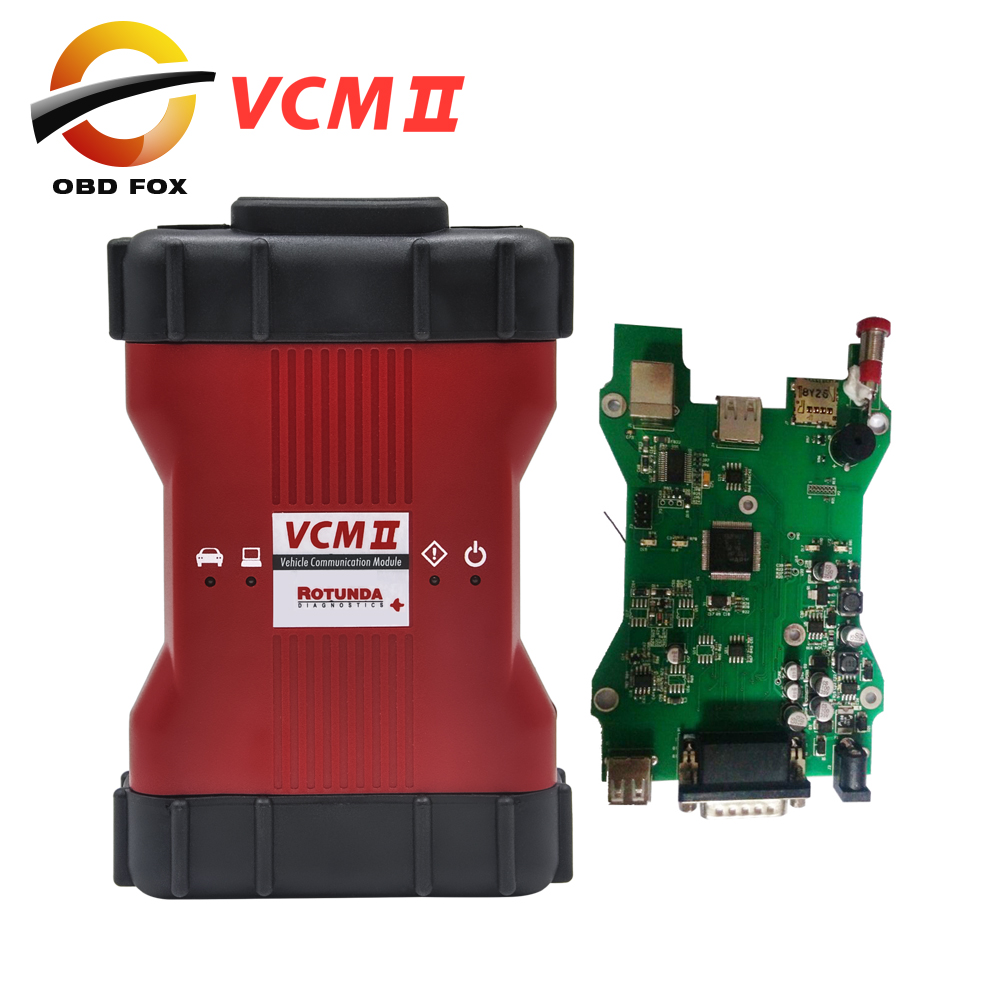2015 New Arrivals V95 VCM II Diagnostic Tool VCM 2 for Ford & for Mazda High quality free shipping(China (Mainland))