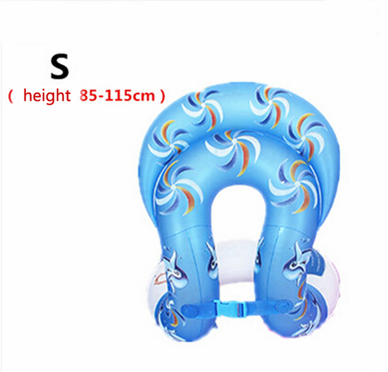 NEW Kids Swimming Neck Ring Adult Arm Floats Inflatable Circle Swim Ring Trainer Child Swimming Pool Buoys Toys Life Preserver(China (Mainland))