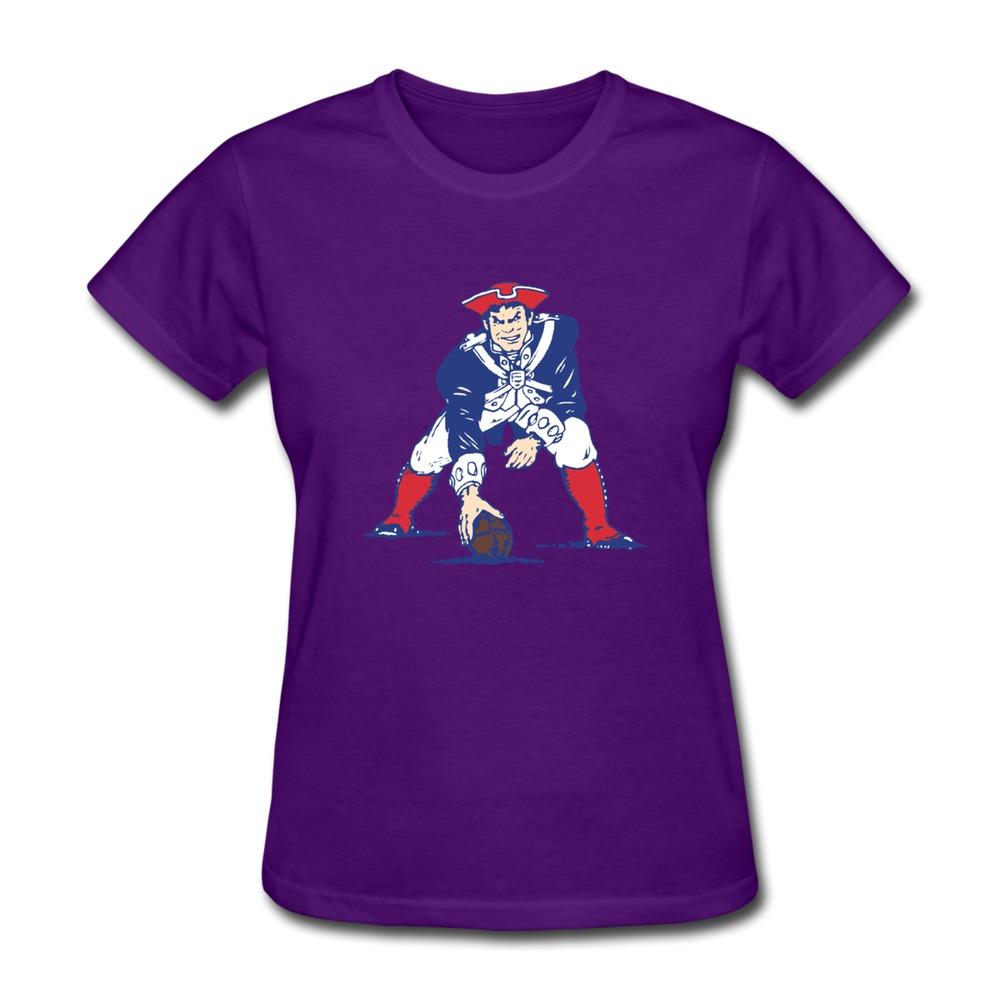 100 cotton 3d t shirts 2015 sport patriots women 39 s t for Patriots t shirts for women