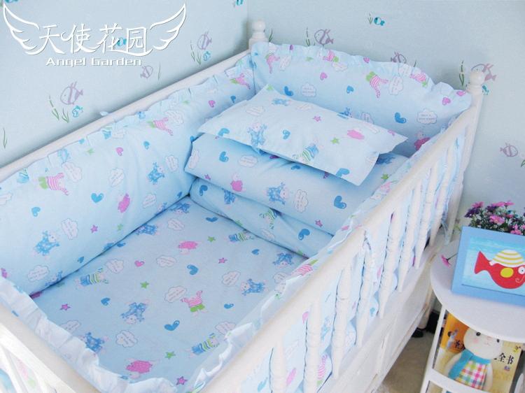 100 Cotton Character Unisex Cheap Newborn Bedding Sets