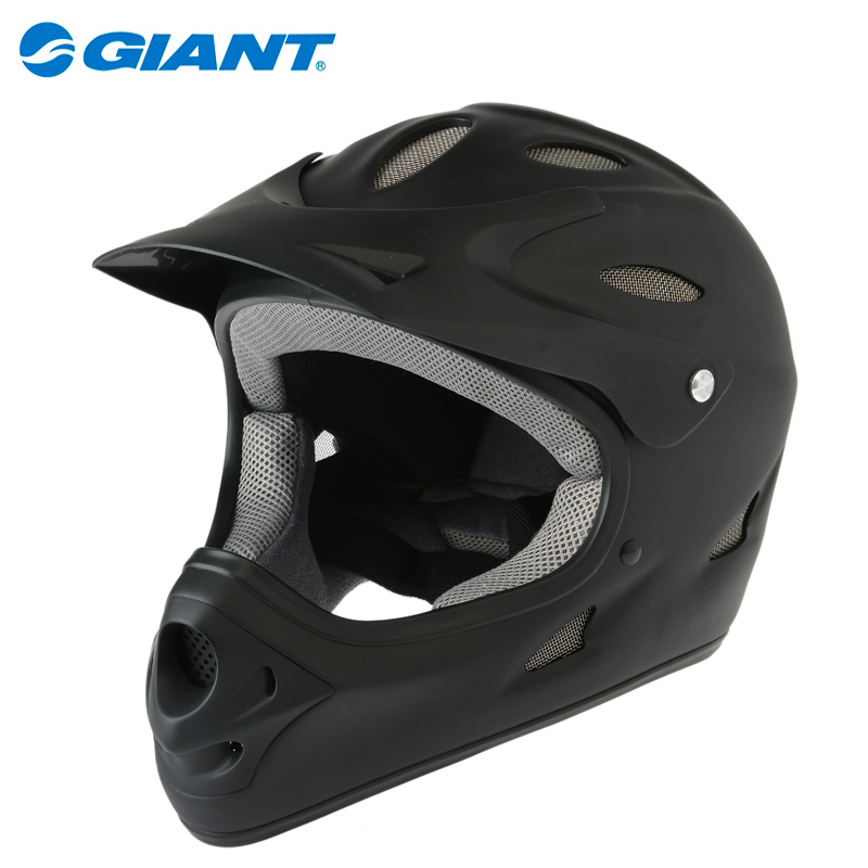 2014 New GIANT Original Outdoor Sports Factor Bicycle Helmet Downhill DH Cycling Safely Helmet 2 Size 50cm-54cm/54-58cm Black(China (Mainland))