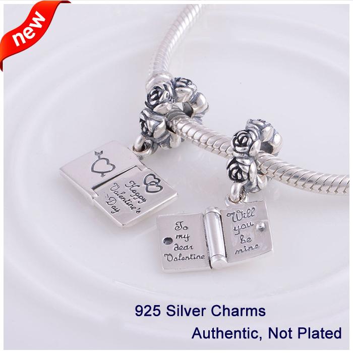 pandora charms valentine - Valentines Pandora Charms